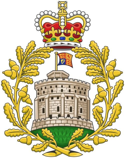 Badge of the House of Windsor.