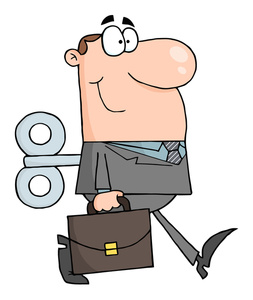 Employee Clipart Image.