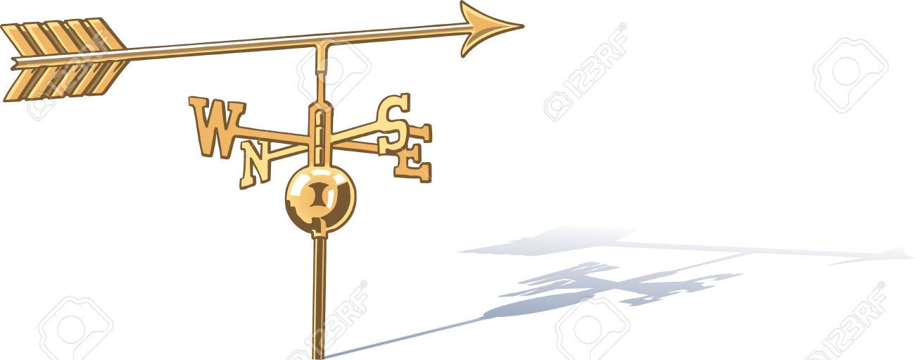 Wind Vane Royalty Free Cliparts, Vectors, And Stock Illustration.