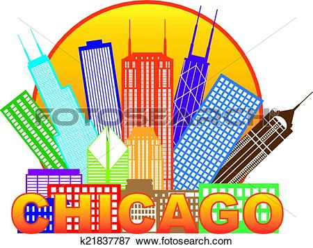 Windy city Clipart Illustrations. 53 windy city clip art vector.