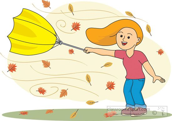 Wind clipart windy day #8.