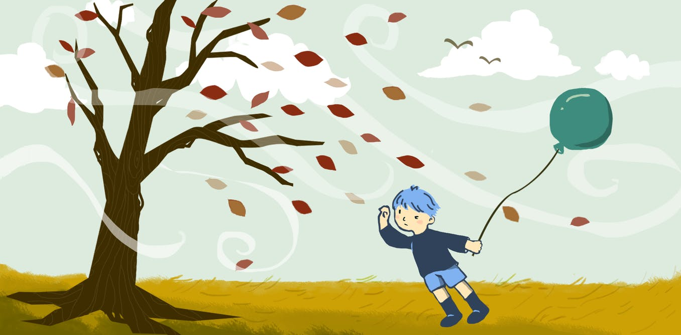 Curious Kids: What causes windy weather?.