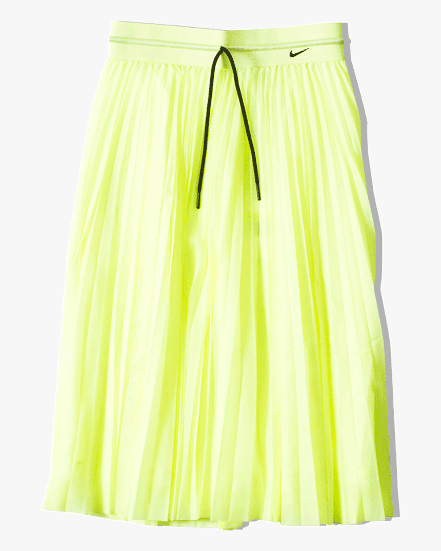 Nike Skirts W Nrg Skirt Yellow Av8286.