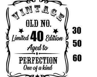 Aged To Perfection Png & Free Aged To Perfection.png.