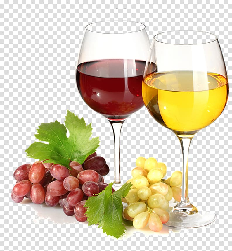 Red Wine Beer Common Grape Vine, wine transparent background.