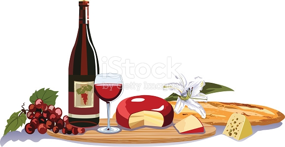 6036 Wine free clipart.