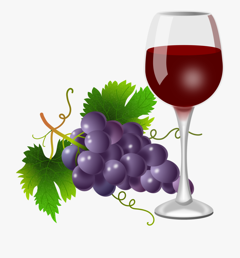 Wine Clipart Food And Wine.