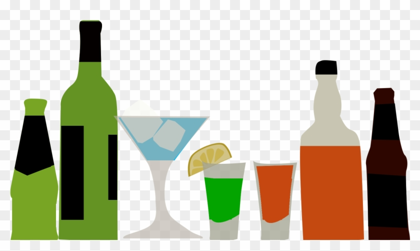 Alcohol Vector Png.