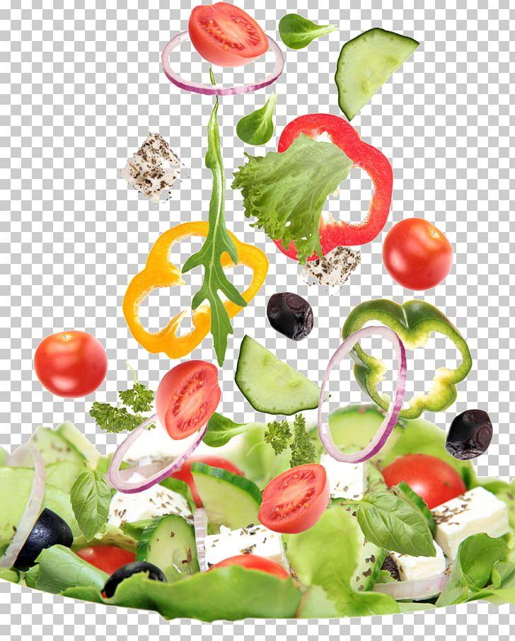 Greek Salad Vegetable Food Salad Bar PNG, Clipart, Bowl.
