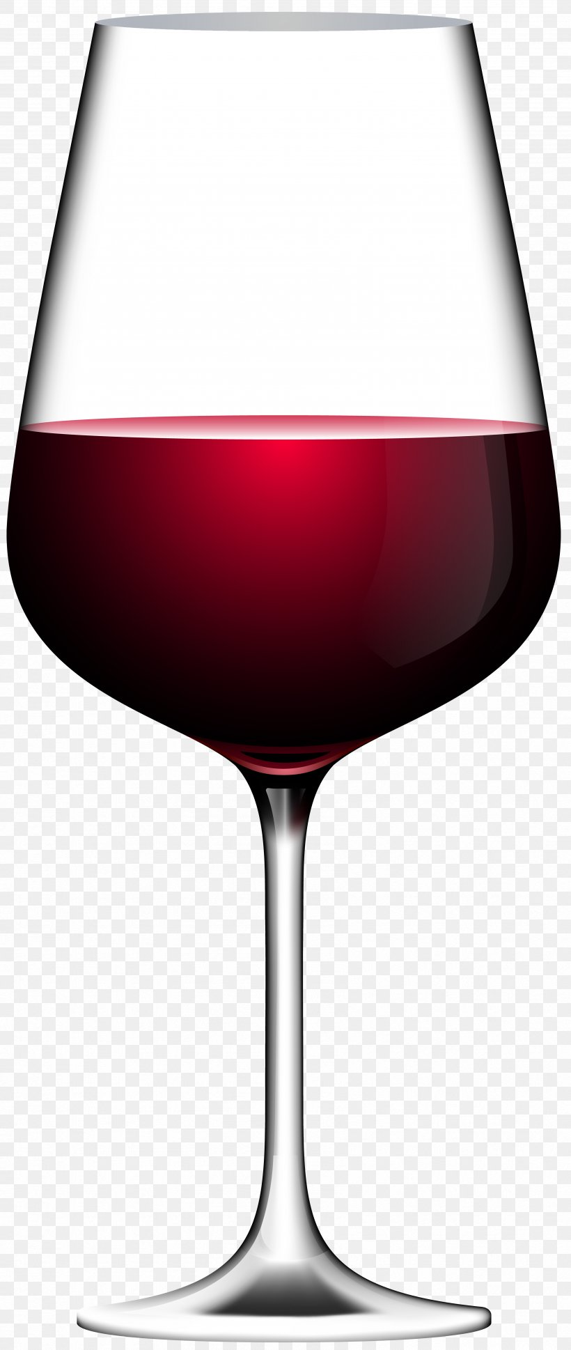 Red Wine Champagne Wine Glass Clip Art, PNG, 3384x8000px.