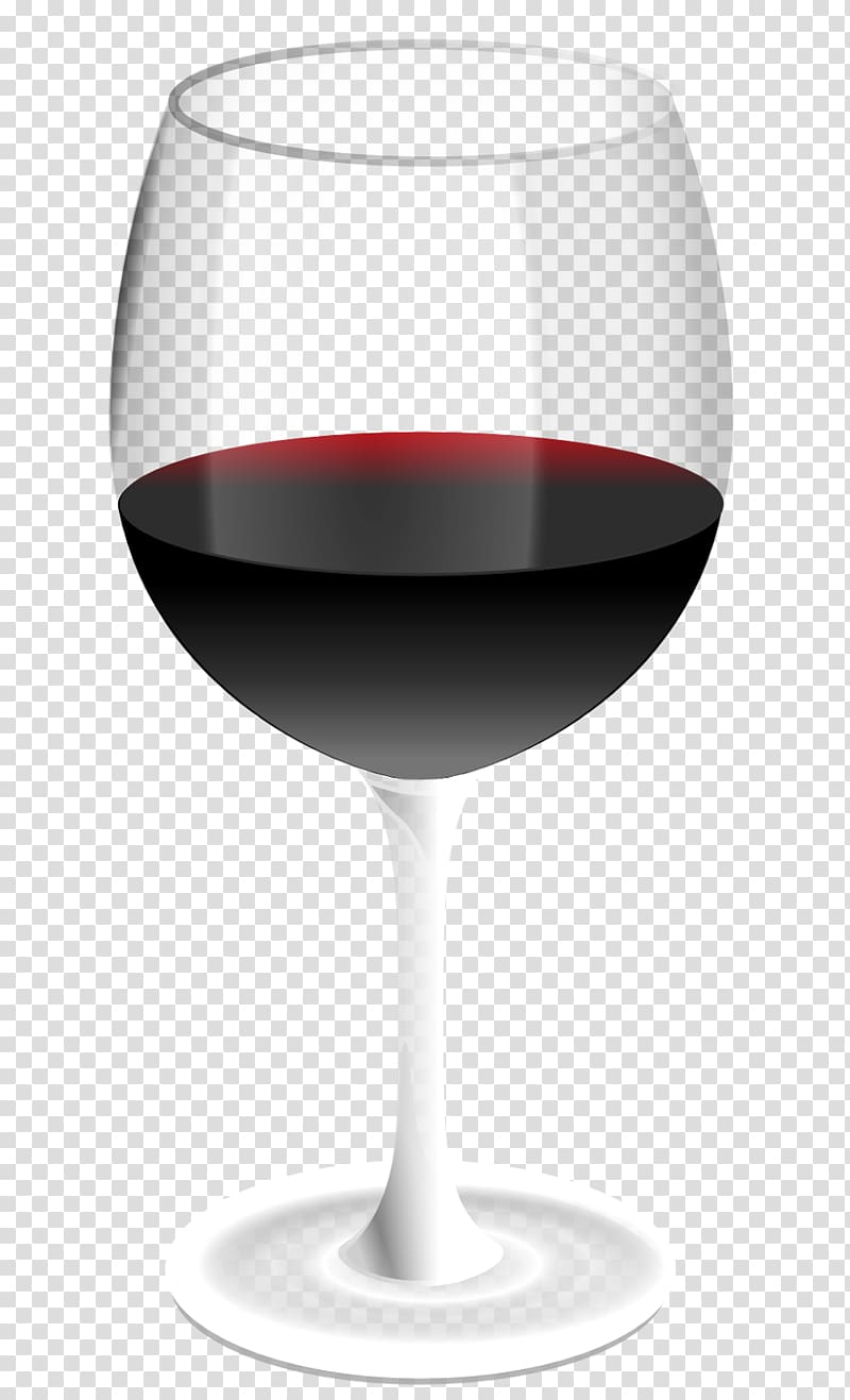 Red Wine Wine glass , Copa Vino transparent background PNG.