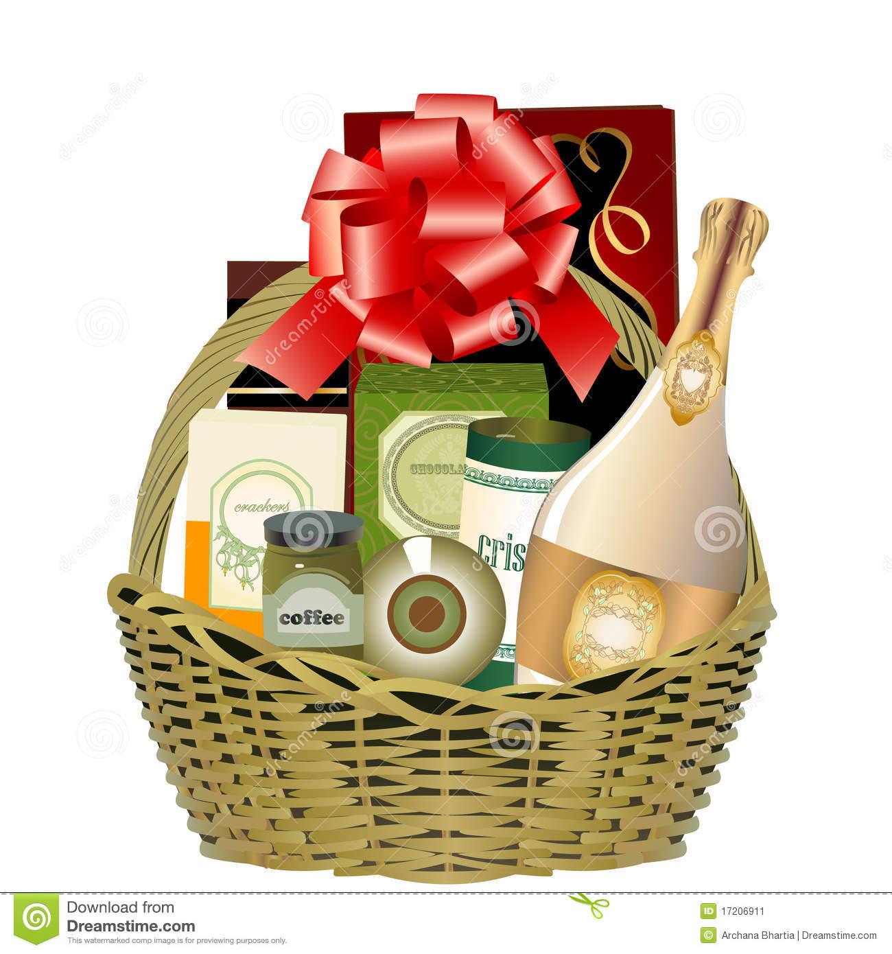 Gift Basket Clip Art & Look At Clip Art Images.