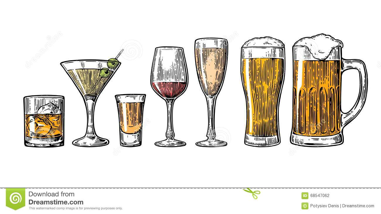 4792 Beer free clipart.