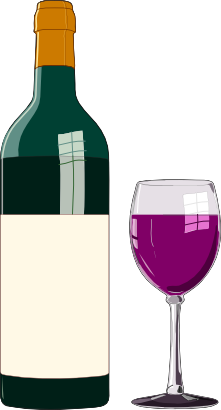Free to Use & Public Domain Wine Clip Art.