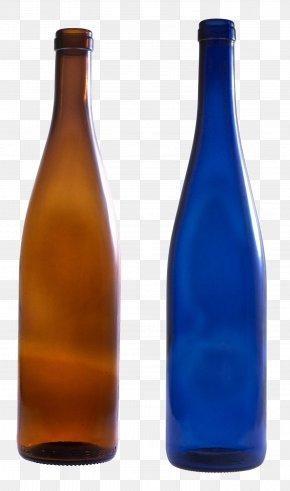 Blue Wine Bottle Images, Blue Wine Bottle Transparent PNG.