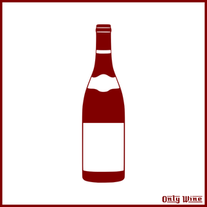 17764 free clipart wine bottle and glass.