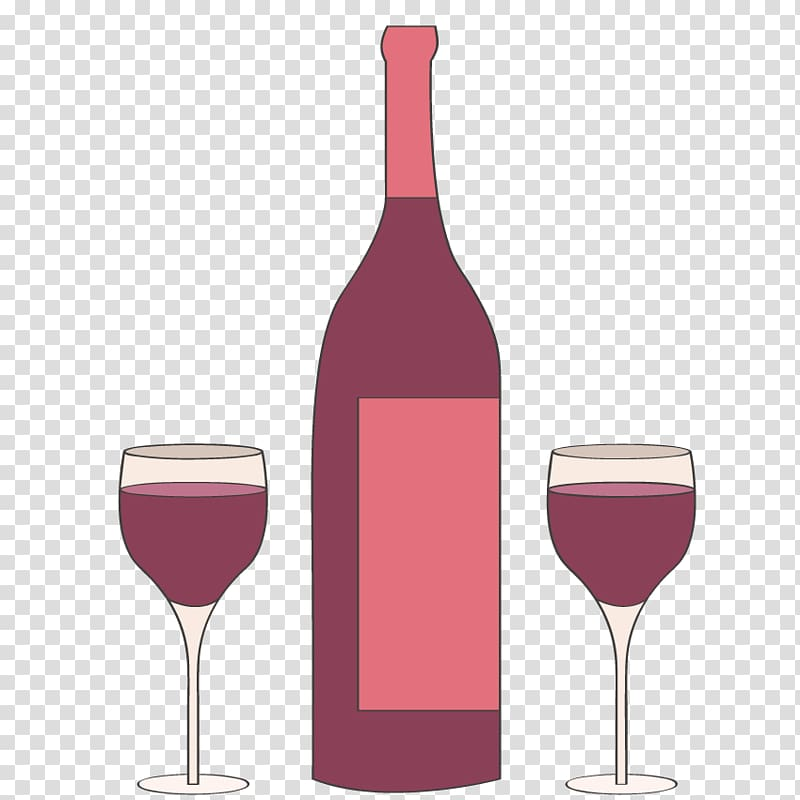Red Wine Bottle Alcoholic beverage, wine bottles transparent.