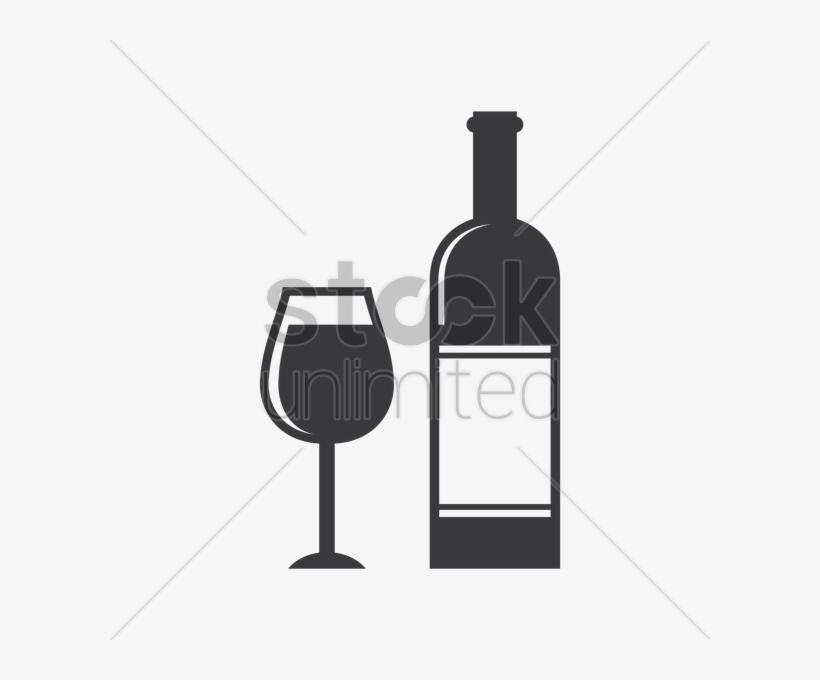 Wine Bottle And Glass Clipart Wine Glass Red Wine Wine.