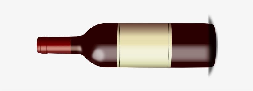 Wine Bottle Clipart Kid.