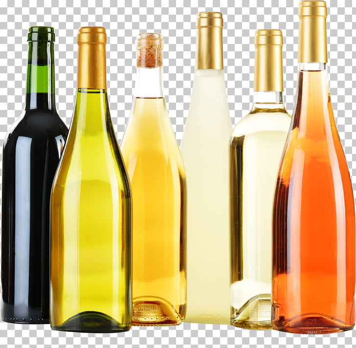 Wine Champagne Bottle Label , Wine water bottles PNG clipart.