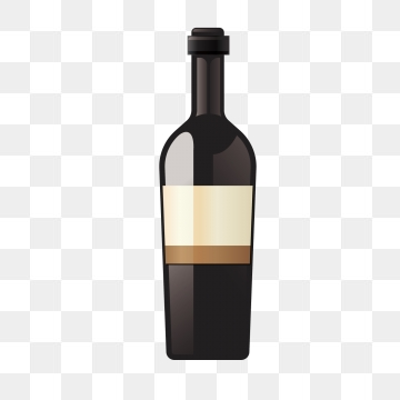 Wine Bottle Png, Vector, PSD, and Clipart With Transparent.