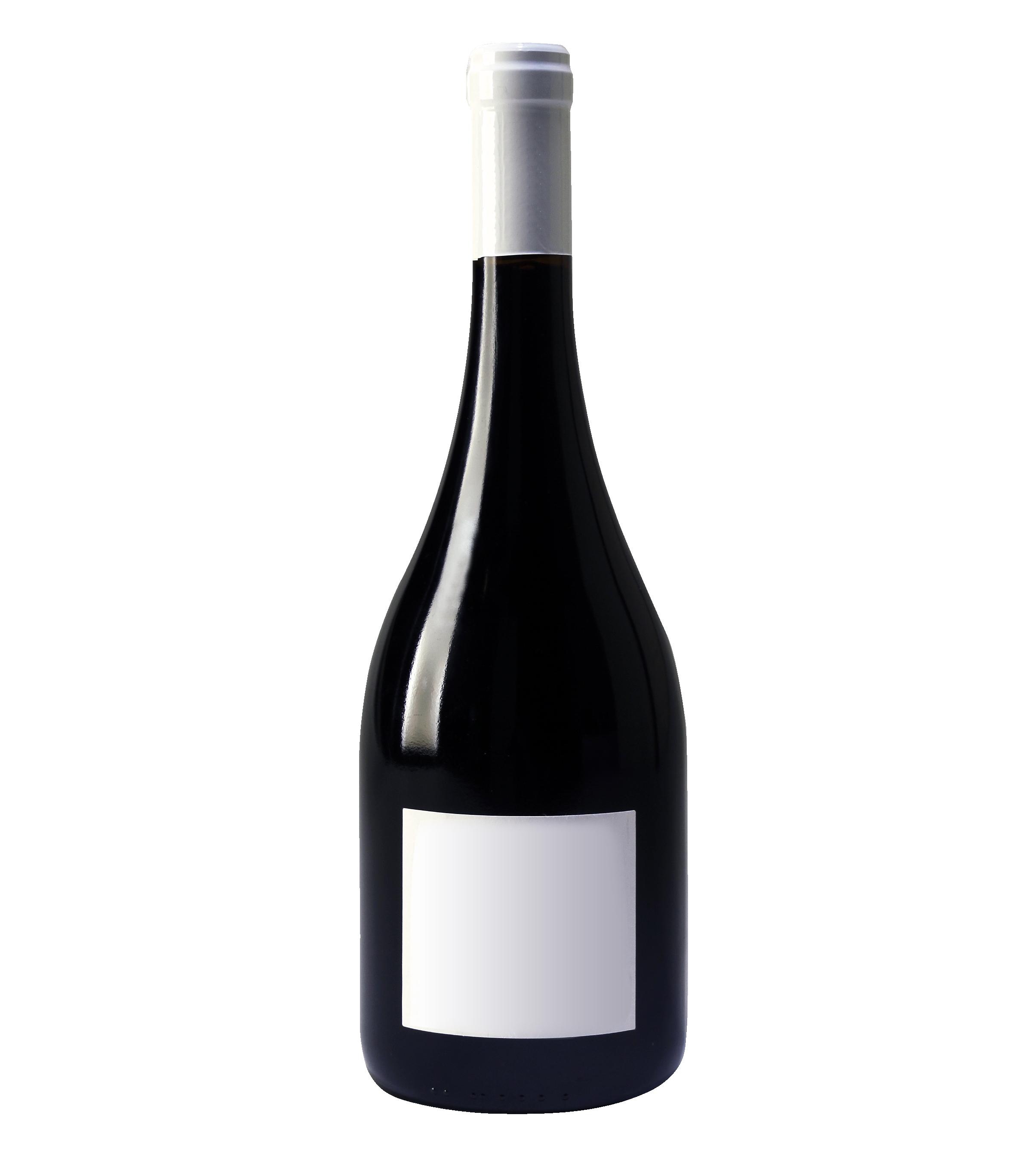 Wine Bottle PNG Image.