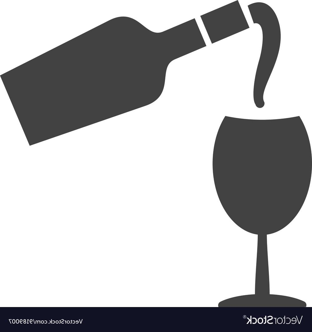 Best Free Wine Pouring Vector Images » Free Vector Art.