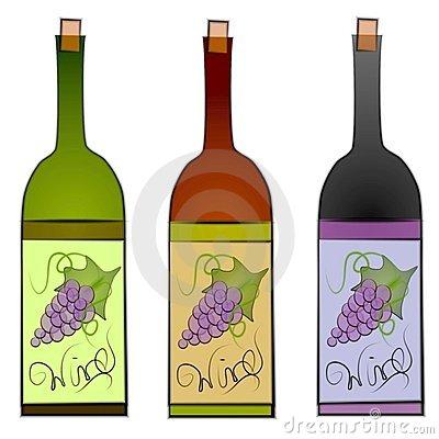 Wine Corks Stock Illustrations.
