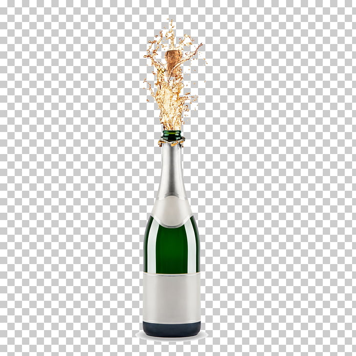 Champagne Wine Bottle, Spilled champagne, champagne bottle.