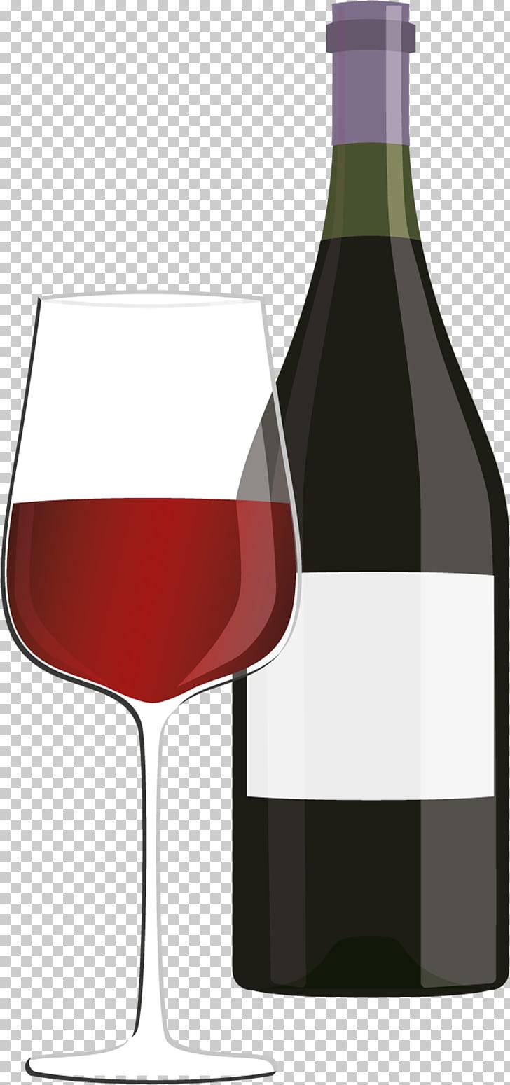 Waiter Cartoon Illustration, Bartender wine PNG clipart.