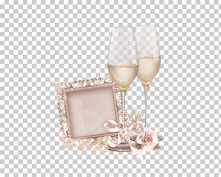 Champagne glass Wine Rosxe9, Rose champagne glasses frames.