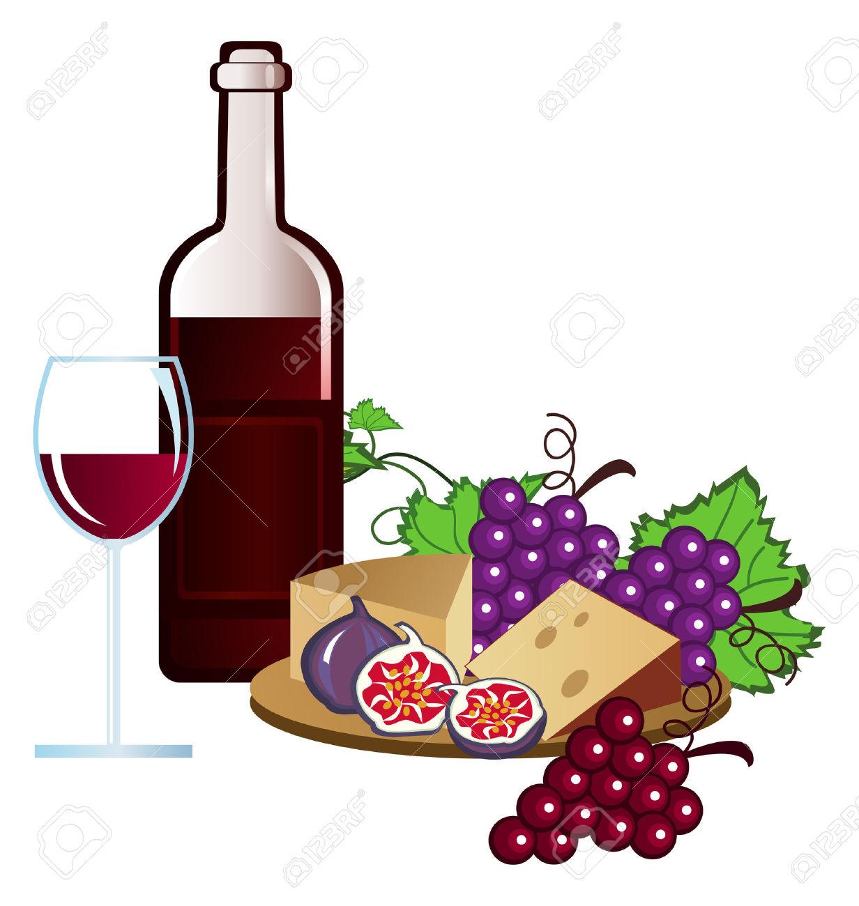 Celebration clipart wine, Celebration wine Transparent FREE.