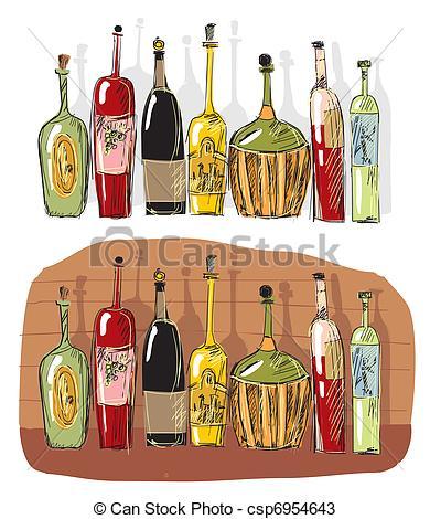 Wine cellar Clipart and Stock Illustrations. 2,010 Wine cellar.