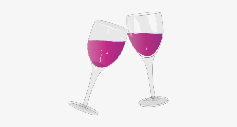 Wine Glass Birthday Wine Clipart Kid.