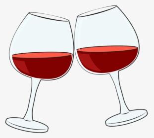 Wine Glass , Transparent Cartoons.