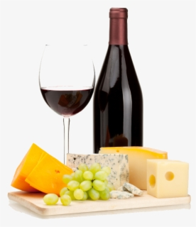 Free Wine And Cheese Clip Art with No Background.