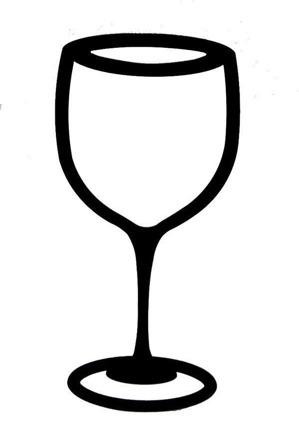 Wine glasses clip art cliparts.