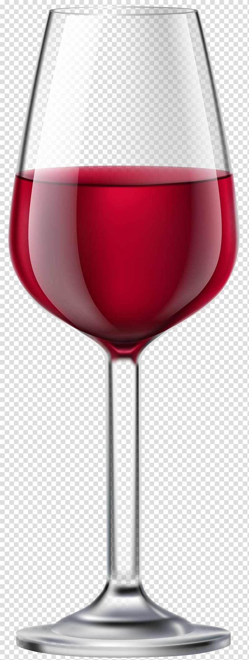 Clear wine glass, Red Wine Wine glass Cocktail , Glass of.