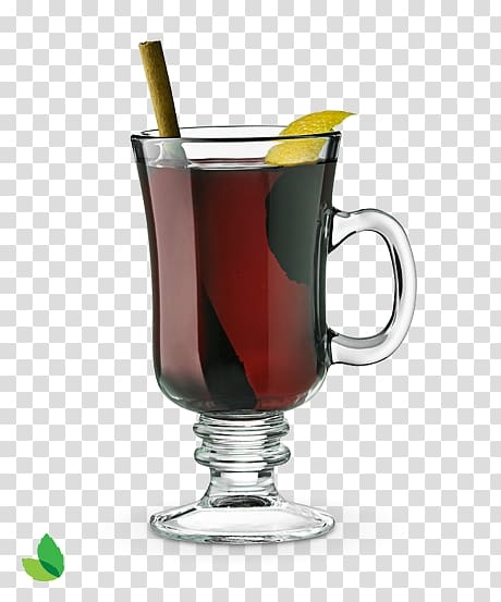 Mulled Wine Grog Irish coffee Coffee cup, wine transparent.