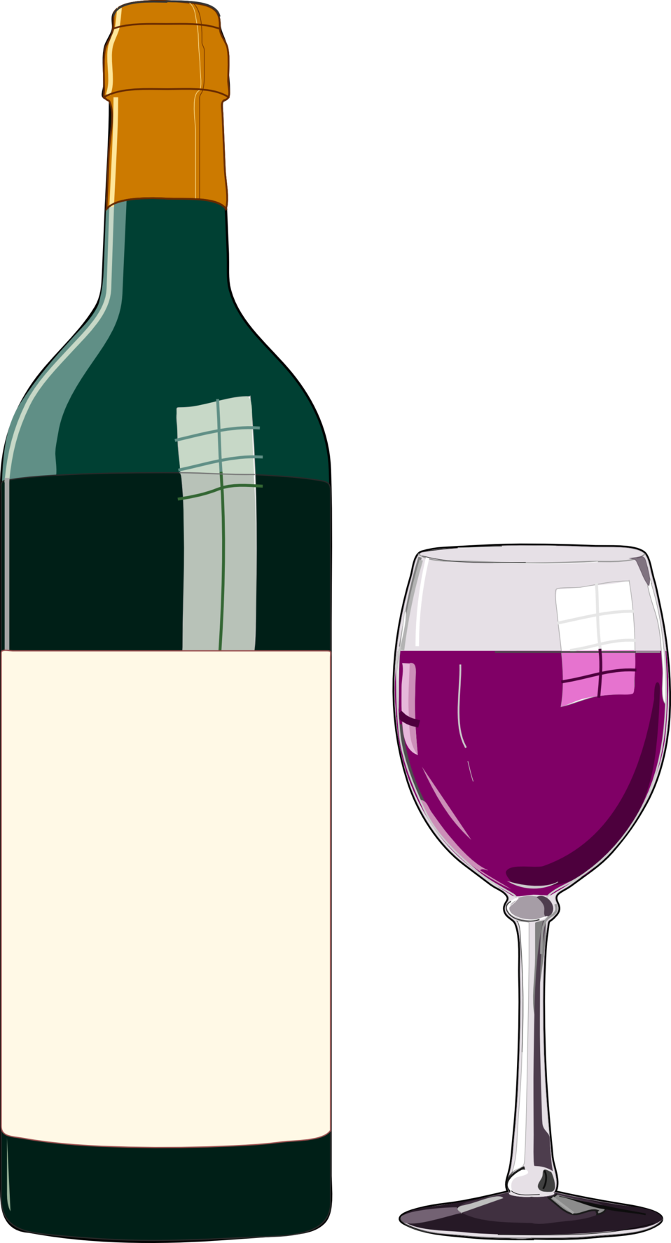 Showing post & media for Public domain wine glass cartoon.