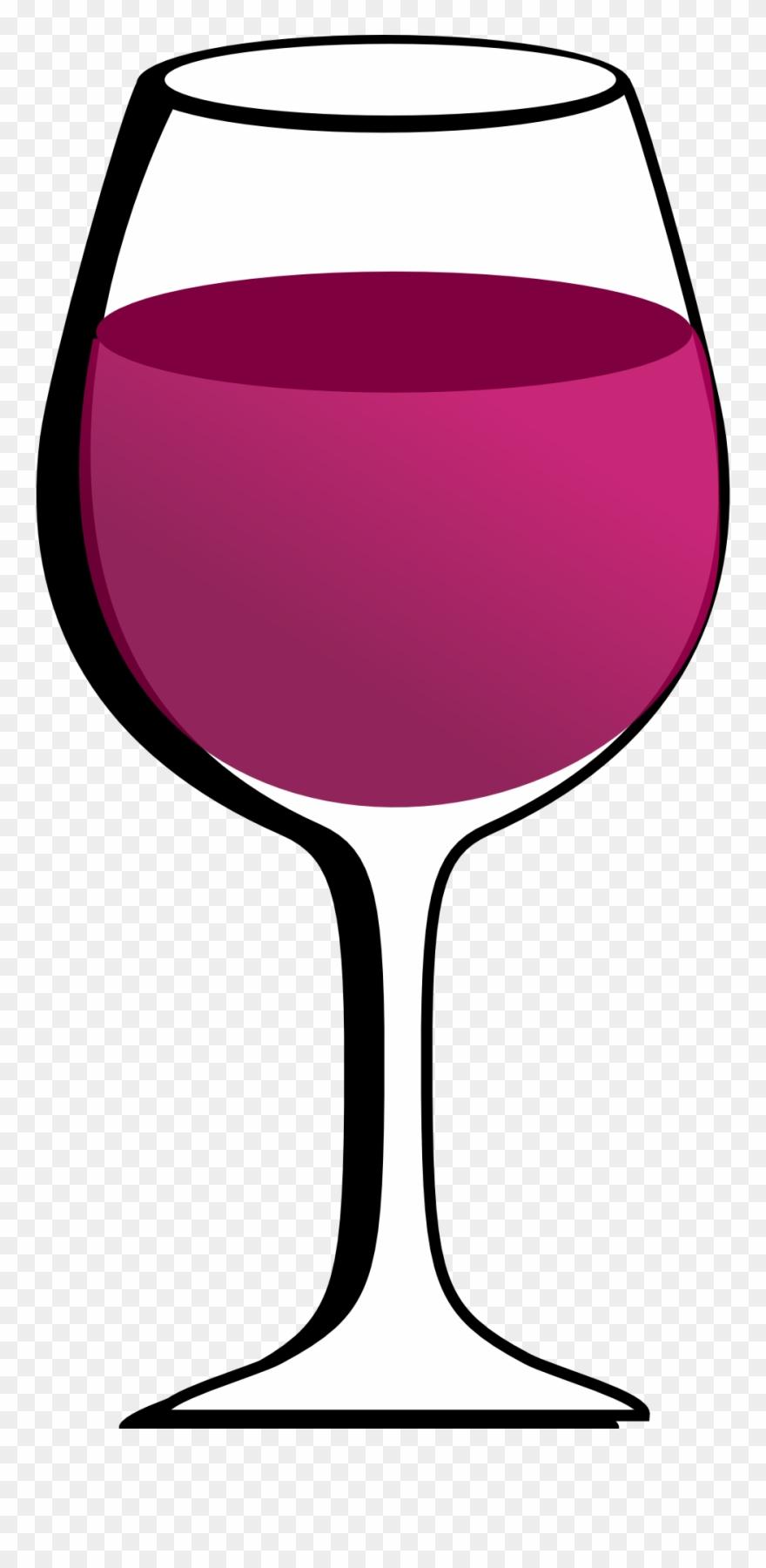 Wine Clip Pink.