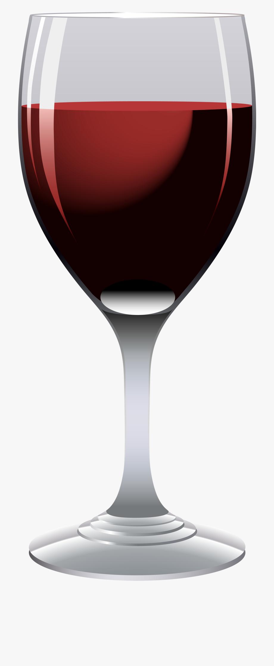 Clip Art Wine Glass Clipart.