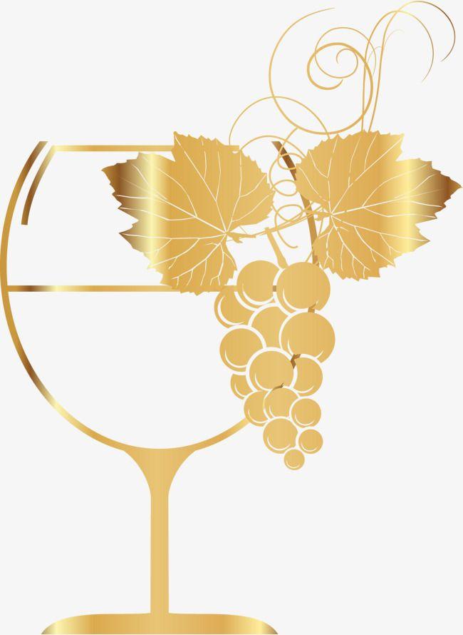 Golden Wine Cup.