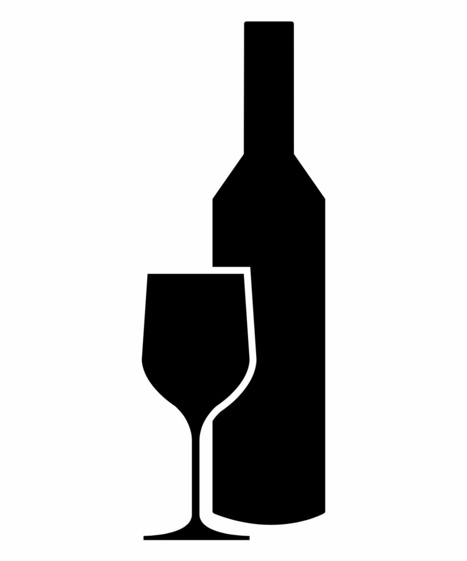 Wine Dinner Black Wine Glass.