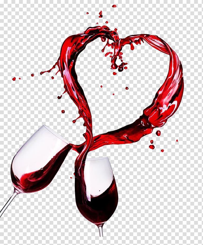 Port wine Chardonnay Valentines Day Dinner, Collision wine.