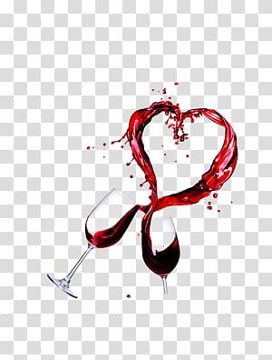Long Island Valentines Day Dinner Restaurant Menu, Wine.