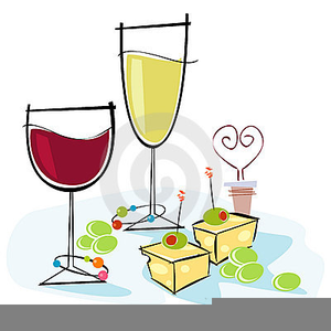 Wine Tasting Clipart Images.