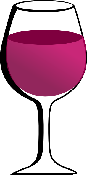 Wine glass pictures clip art.