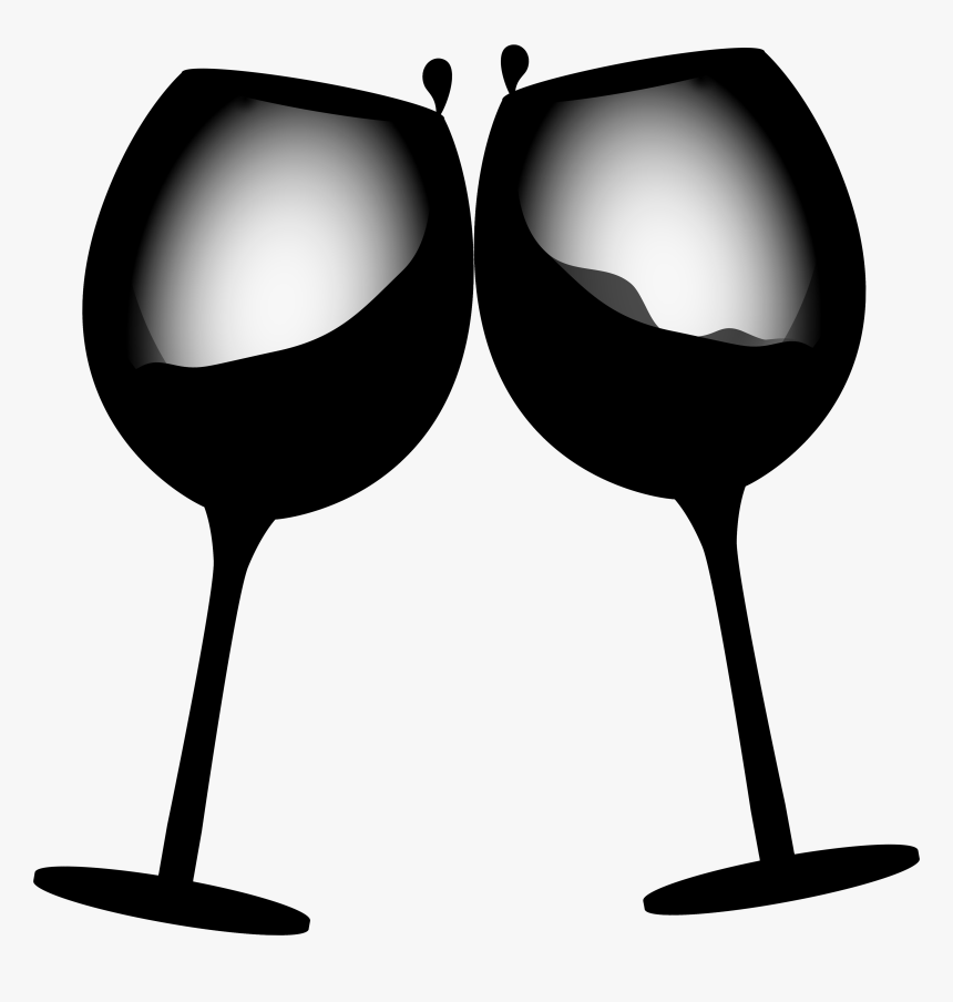 Wine Glass Vector Graphics Royalty.
