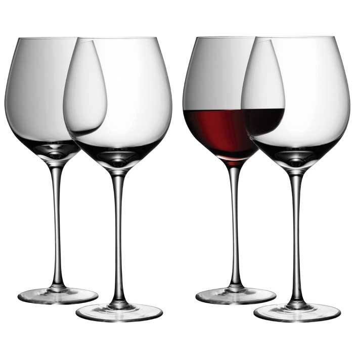 Wine Glasses Can Make a Table.